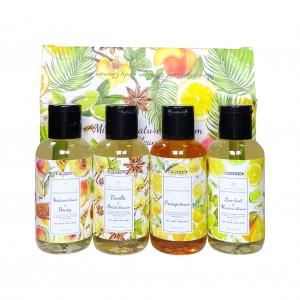 Набор гелей для душа Mini Signature Blossom Body Cleanser Set Face Revolution