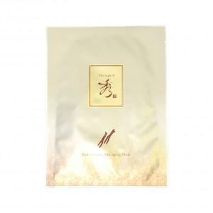 Маска-салфетка для лица Red Ginseng Anti-Aging Mask The Saga of Xiu