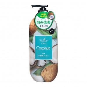Гель для душа  Coconut Body Wash The Natural Plus