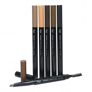 Карандаш для бровей автоматический Designing Eyebrow Pencil The Face Shop