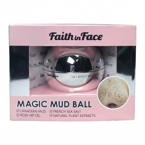 Очищающая маска для лица Magic Mud Ball Faith in Face