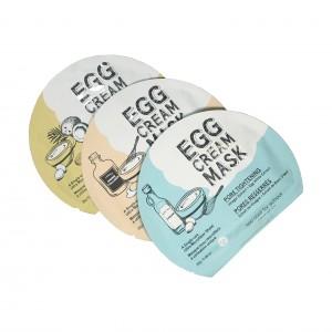 Маска для лица яичная Egg Cream Mask Too Cool For School