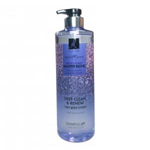 Шампунь для волос Master Blend Deep Clean&Renew Shampoo Elastine
