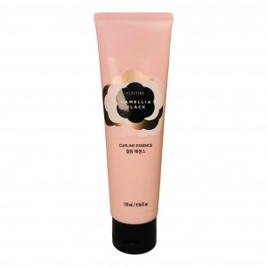 Лечебная эссенция для вьющихся волос Camellia Black Curling Essence Elastine