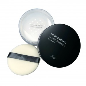 Пудра рассыпчатая Micro Wear Loose Powder The Face Shop