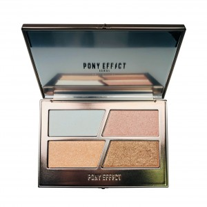 Палитра хайлайтеров Full Spectrum Illuminating Palette Pony Effect