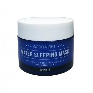 Ночная увлажняющая маска для лица Good Night Water Sleeping Mask A'pieu