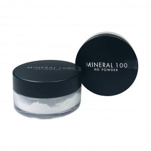 Пудра минеральная рассыпчатая Mineral 100 HD Powder Apieu