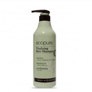 Шампунь для волос питательный Vitalizing Hair Shampoo Ecopure