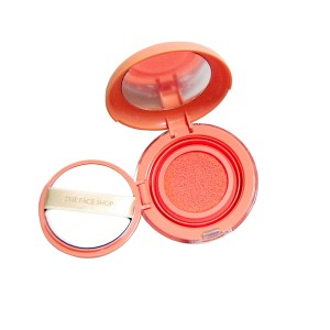 Румяна-мусс для лица Hydro Cushion Blush The Face Shop