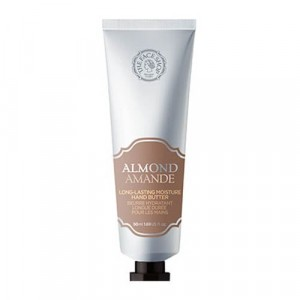 Крем-масло для рук Almond Long-Lasting Moisture Hand Butter The Face Shop
