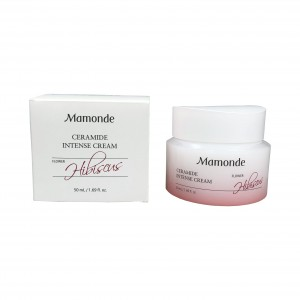 Крем для лица с керамидами Ceramide Intense Cream Hibiscus Mamonde