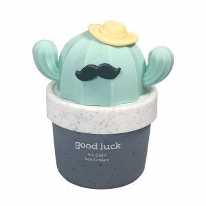 Крем для рук увлажняющий Good Luck My Plant Hand Cream The Face Shop