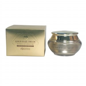 Крем для лица с муцином улитки Gold Snail Cream Gess