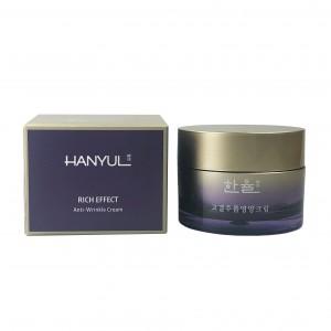 Крем для лица антивозрастной Rich Effect Cream Hanyul