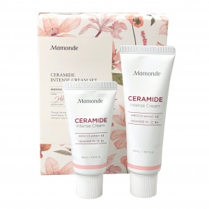 Набор кремов для лица с керамидами  Ceramide Intense Cream Set  Mamonde
