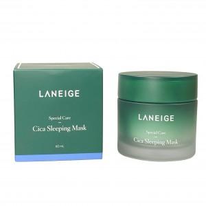 Маска ночная для лица Cica Sleeping Mask Laneige