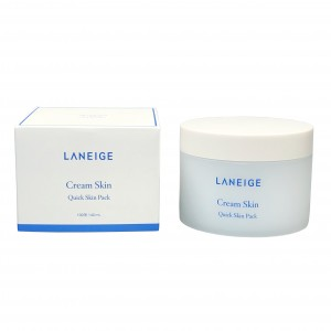 Маска-экспресс для лица Cream Quick Skin Pack Laneige