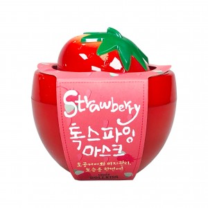 Маска очищающая Клубника  Strawberry Toxifying Mask  Urban Dollkiss