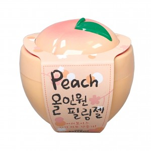 Пилинг-скатка Персик  Peach All In One Peeling Gel Urban Dollkiss