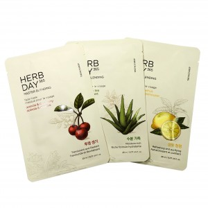 Маска для лица Herb Day 365 Master Blending Mask The Face Shop