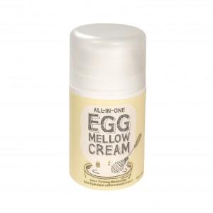 Крем для лица яичный Egg Mellow Cream Too Cool For School