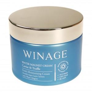 Крем увлажняющий для лица  Water Magnet Cream Caviar&Truffle Coreana