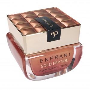 Крем для лица антивозрастной Gold Peptide Cream Enprani