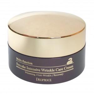 Крем для лица антивозрастной Syn-ake Intensive Wrinkle Care Cream Deoproce