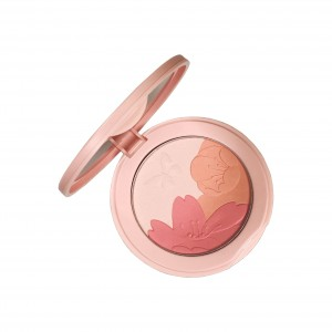 Румяна-хайлайтер для лица Cherry Blossom Highlighting Blusher Mamonde