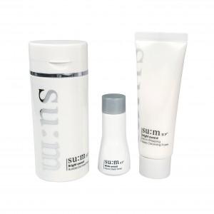 Кислородная очищающая маска для лица Bright Award Bubble-De Mask Pack SU:M37