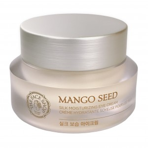 Крем вокруг глаз Mango Seed Silk Moisturizing Eye Cream TheFaceShop
