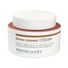 Антивозрастной питательный крем для лица Stem Renewal Cream Proud Mary