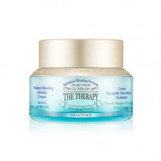 Крем для лица анти-возрастной увлажняющий The Therapy Moisture Blending Formula Cream TheFaceShop