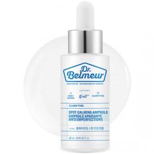 Точечное средство от воспалений Dr.Belmeur Clarifyng Spot Calming Ampoule The Face Shop
