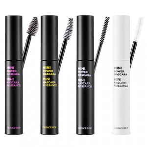 Тушь для ресниц Mini Power Mascara The Face Shop