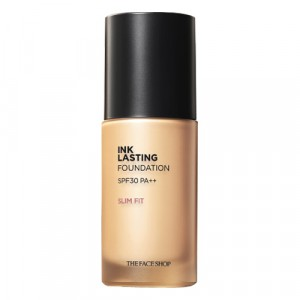 Тональный крем Lasting Foundation Slim Fit SPF30 The Face Shop