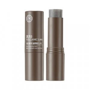 Очищающий стик-скраб для лица Jeju Volcanic Lava Pore Cleansing Stick The Face Shop