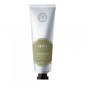 Крем-масло для рук Olive Moisture Shine Hand Butter The Face Shop