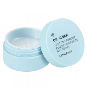 Пудра рассыпчатая против жирного блеска Oil Clear Blootting Powder The Face Shop