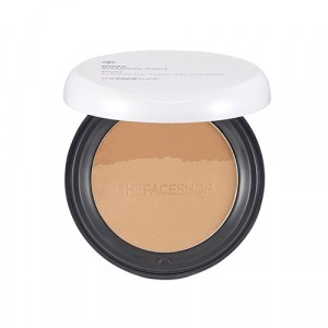 Бронзатор-пудра двойная Dual Shading Pact The Face Shop