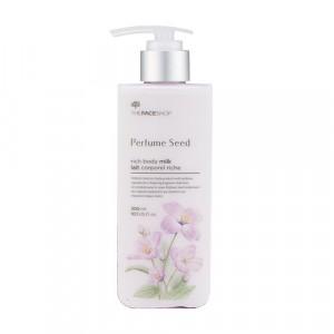 Молочко для тела Perfume Seed Rich Body Milk The Face Shop