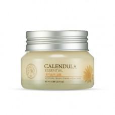 Крем для лица увлажняющий Calendula Essential Moisture Cream TheFaceShop
