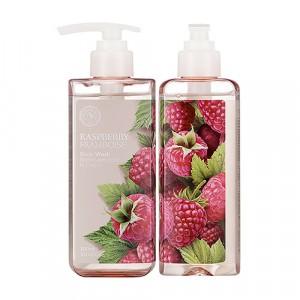 Гель для душа Raspberry Body Wash The Face Shop