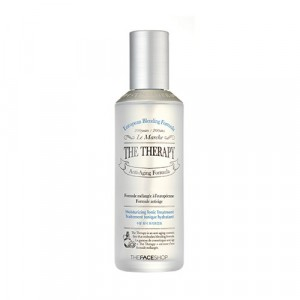 Тоник увлажняющий The Therapy Moisturizing Tonic Treatment The Face Shop