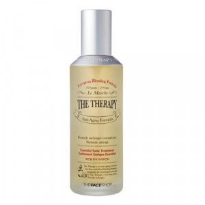 Тоник антивозрастной The Therapy Essential Tonic Treatment The Face Shop