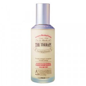 Эмульсия антивозрастная The Therapy Essential Formula Emulsion The Face Shop