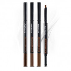Карандаш для бровей Dual Volume Brow Pencil VOV