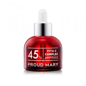 Ампульный комплекс Vita C Complex 45% Ampoule Proud Mary