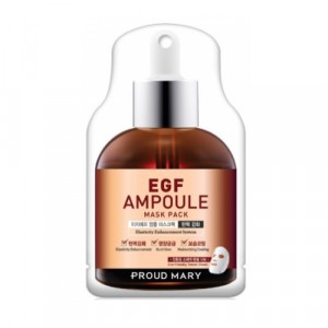 Маска ампульная EGF Ampoule Mask Pack Proud Mary